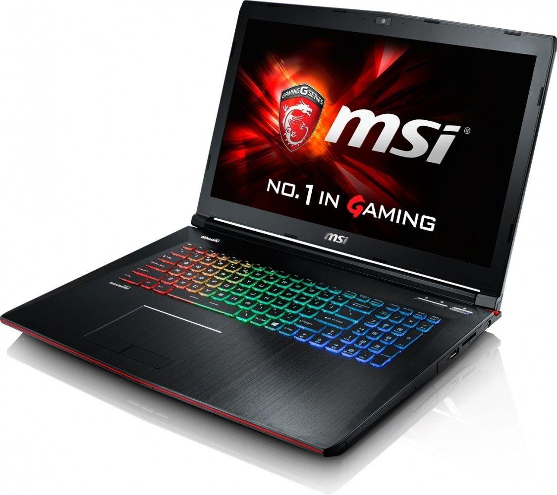 Ноутбук MSI GE72-6QF (GE726QF-089UA) - 4