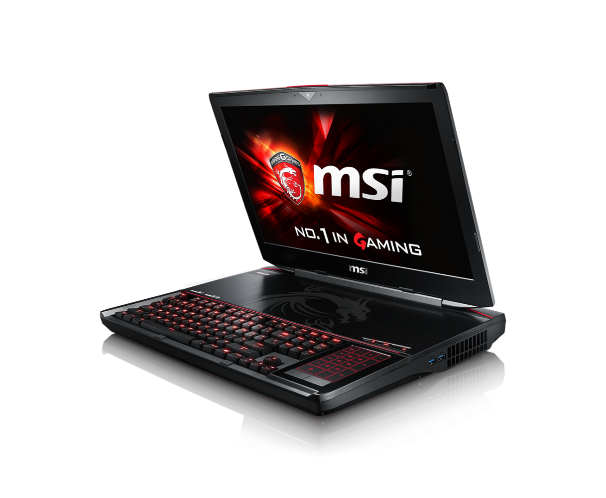 Ноутбук MSI GT80-S6QE (GT80S6QE-278UA) - 8