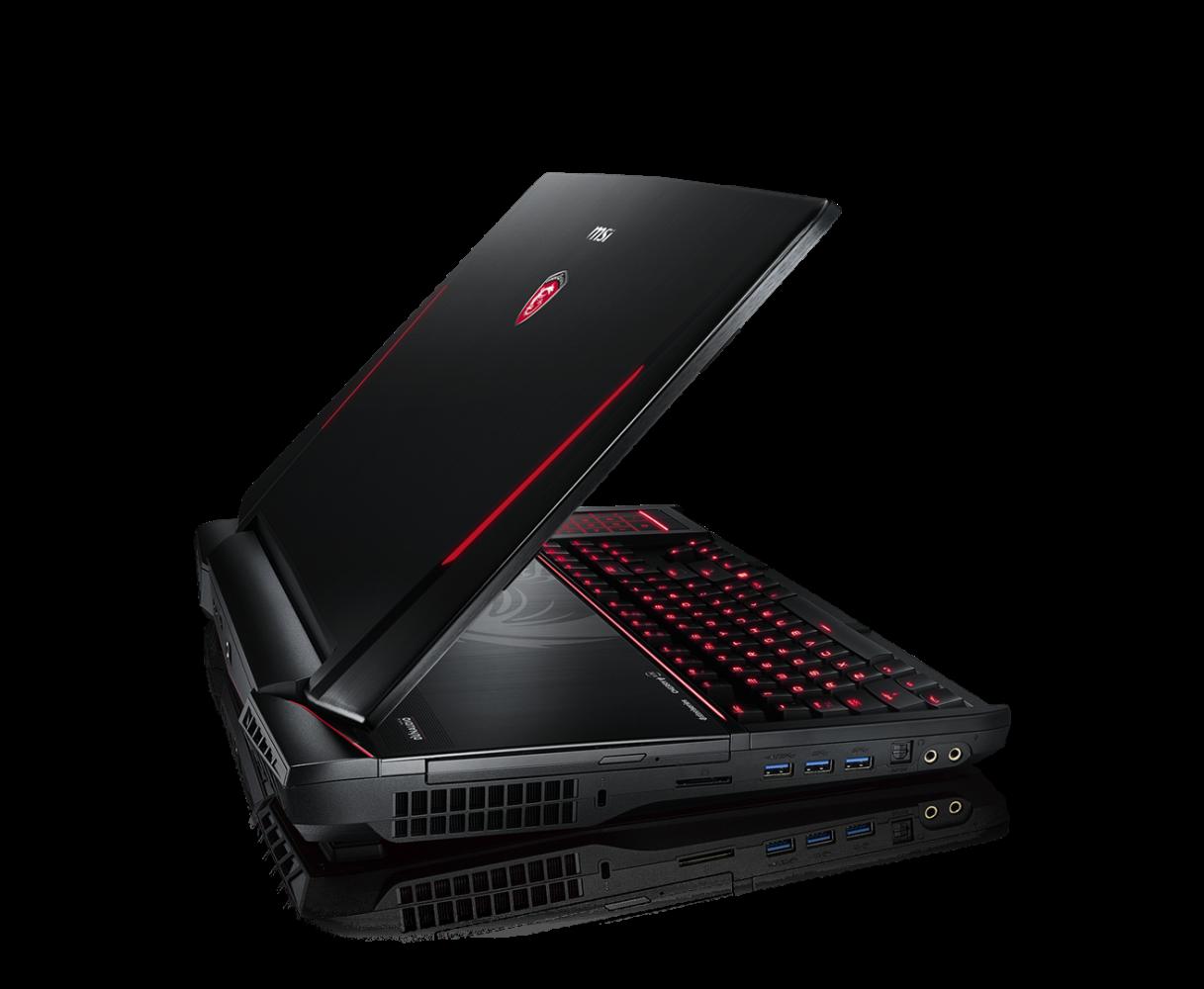 Ноутбук MSI GT80-S6QE (GT80S6QE-278UA) - 10
