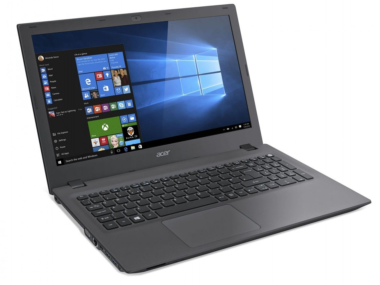 Ноутбук Acer Aspire Nitro VN7-572G-75HQ (NX.G6GEU.005) - 1