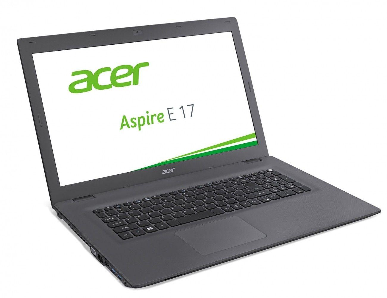 Ноутбук Acer Aspire E5-773-P2FL (NX.G2DEU.001) Black-Iron - 1
