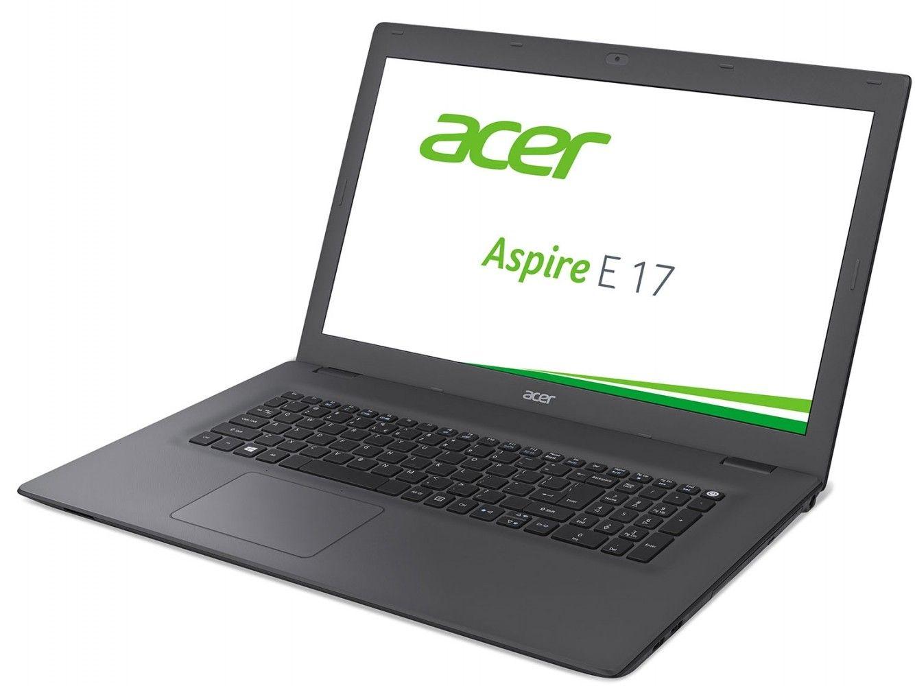 Ноутбук Acer Aspire E5-773-P2FL (NX.G2DEU.001) Black-Iron - 3
