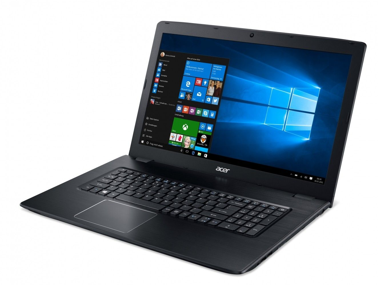 Ноутбук Acer Aspire E5-774G-32G5 (NX.GEDEU.014) Black - 4