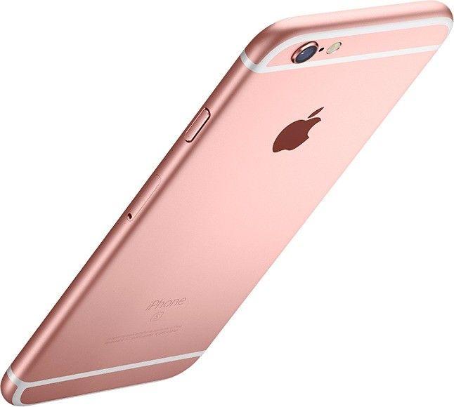 Мобильный телефон Apple iPhone 6S 32GB Rose Gold - 6