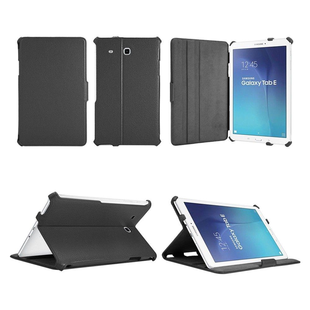 Обложка AIRON Premium для Samsung Galaxy Tab E 9.6 Black - 7
