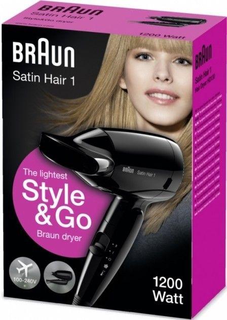 Фен BRAUN Satin Hair 1 HD130 - 3
