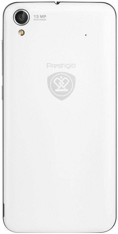 Мобильный телефон Prestigio MultiPhone 5470 Grace X5 White - 1