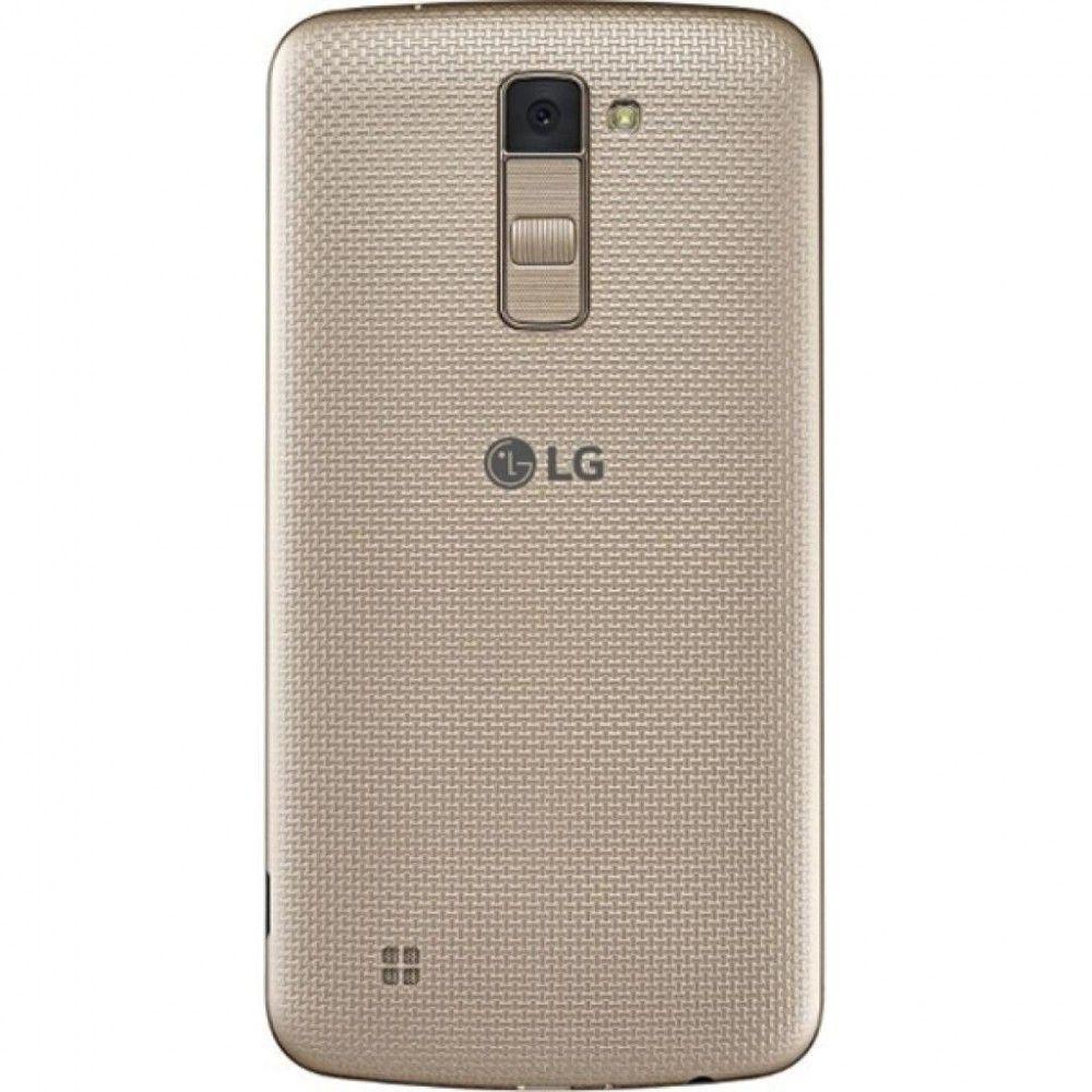 Мобильный телефон LG K410 K10 Gold (LGK410.ACISSG) - 2