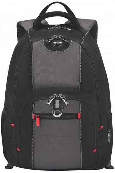 """Рюкзак для ноутбука Wenger Pillar 16"""" (600633) Black/Grey от Територія твоєї техніки - 2"""