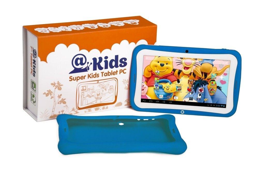 "Планшет A-Kids R726 7"" 8Gb Blue - 2"