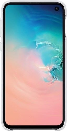 Панель Samsung Leather Cover для Samsung Galaxy S10e (EF-VG970LWEGRU) White от Територія твоєї техніки - 3