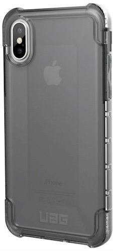 Чехол UAG iPhone X/Xs Folio Plyo (IPHX-Y-AS) Ash от Територія твоєї техніки - 2
