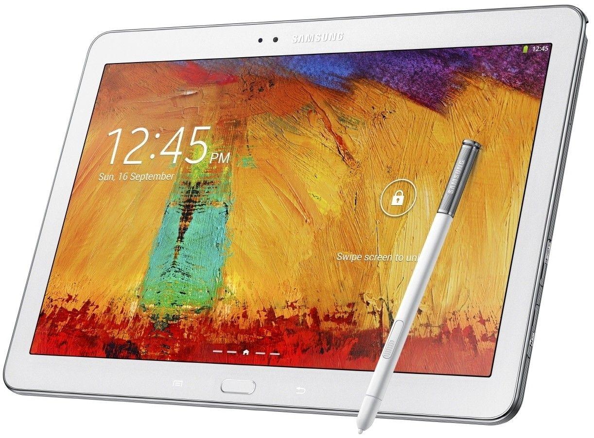 Планшет Samsung Galaxy Note 10.1 2014 Edition (SM-P6000ZWASEK) White - 3