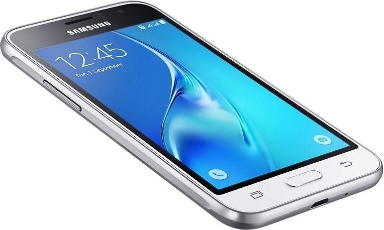 Мобильный телефон Samsung Galaxy J1 2016 SM-J120H White - 4