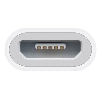 Адаптер Apple Lightning to Micro USB (MD820) для iPhone 5/5S/5C - 2