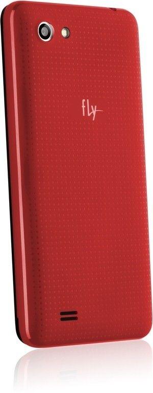 Мобильный телефон Fly FS405 Stratus 4 Red - 2