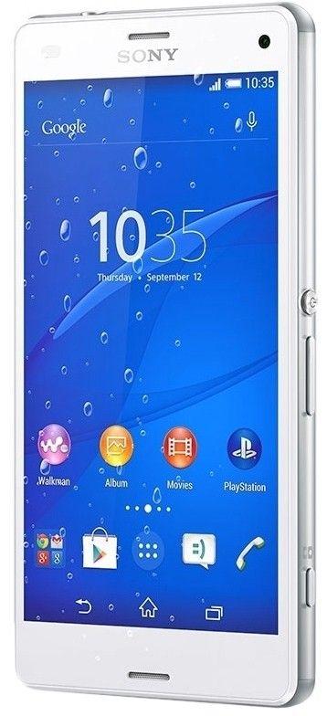 Мобильный телефон Sony Xperia Z3 Compact D5803 White - 4