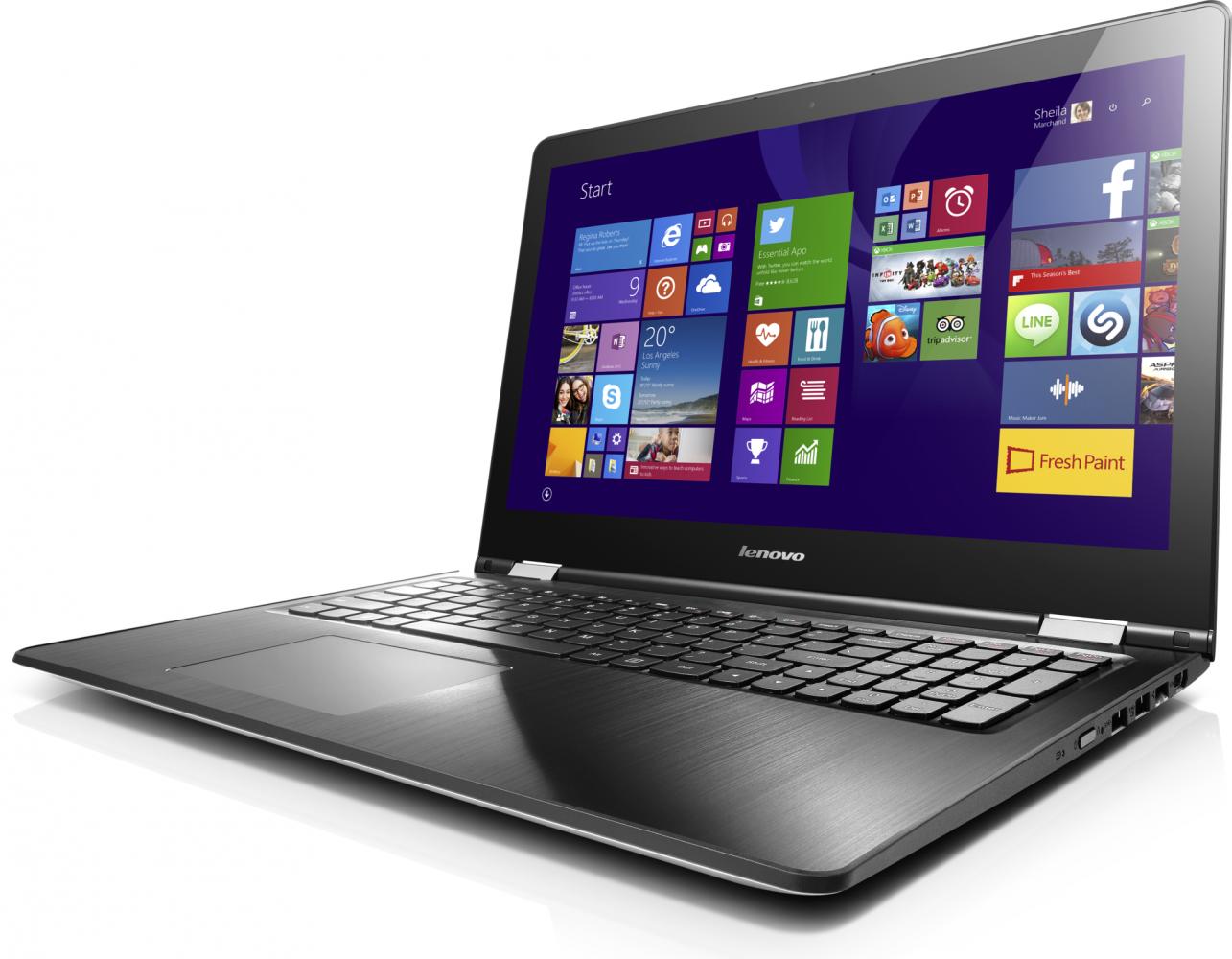 Ноутбук Lenovo Yoga 500-15 (80R6004GUA) - 2
