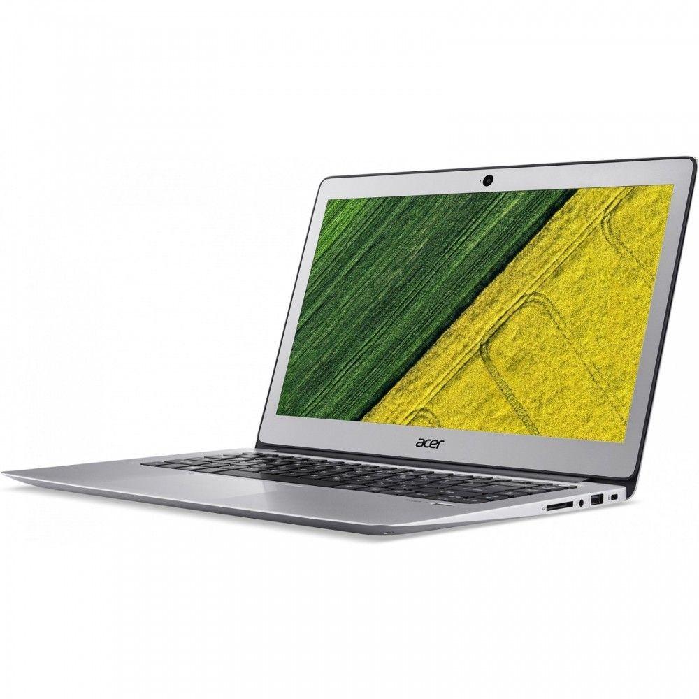 Ноутбук Acer Swift 3 SF314-52G-56WG NX.GQYER.001 (Intel Core i5-8250U 1.6 GHz/8192Mb/256Gb SSD/No ODD/nVidia GeForce MX150 2048Mb/Wi-Fi/Bluetooth/Cam/14.0/1920x1080/Linux)