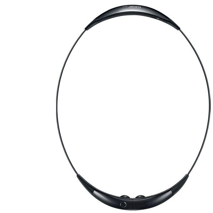 Наушники Samsung Gear Circle SM-R130 Black (SM-R130NZKASEK) - 5