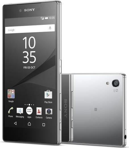 Мобильный телефон Sony Xperia Z5 Dual Premium E6883 Chrome - 1