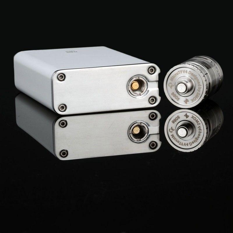 Стартовый набор Smok Micro One R80 TC Kit White (SMOR80TCKWT) - 4