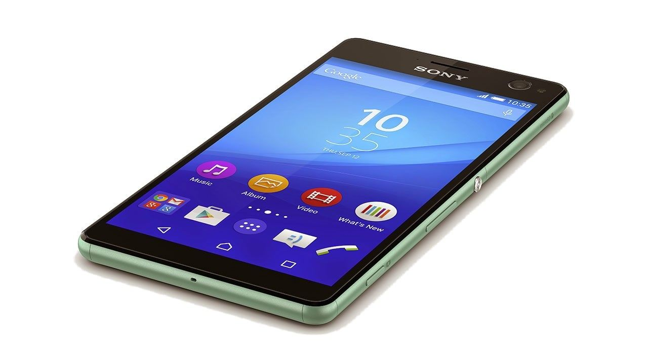 Мобильный телефон Sony Xperia C4 Dual E5333 Mint - 1