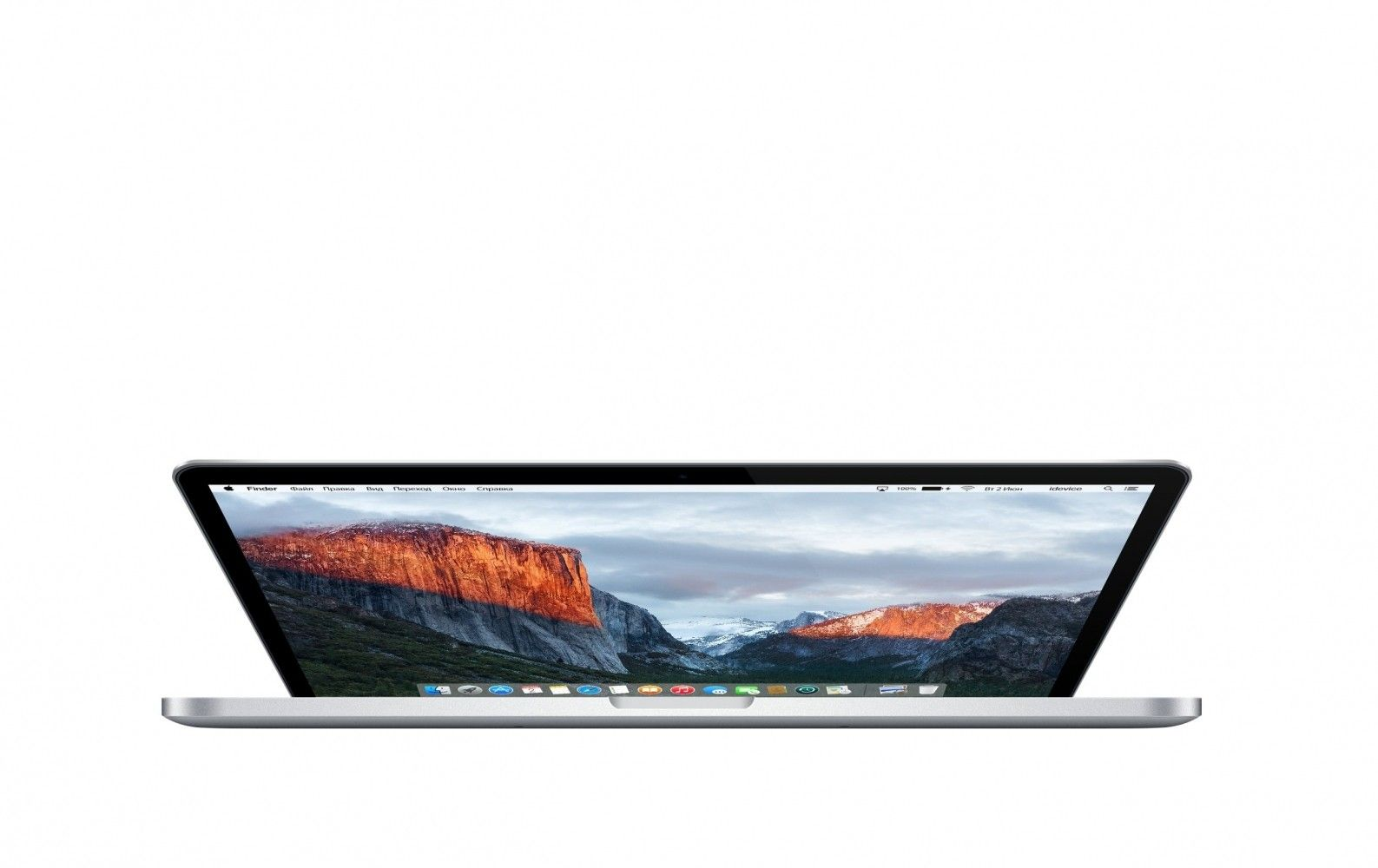 "Ноутбук Apple MacBook Pro Retina 15"" (MJLQ2UA/A) - 1"