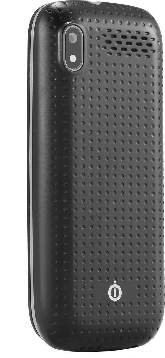 Мобильный телефон Nomi i181 Black-Gray - 2