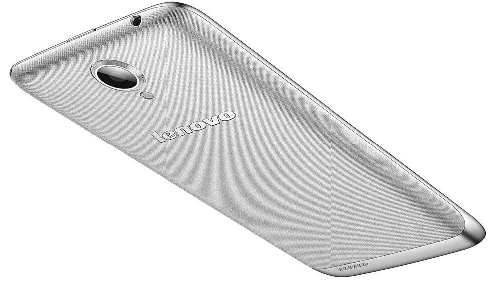 Мобильный телефон Lenovo S650 Silver - 4