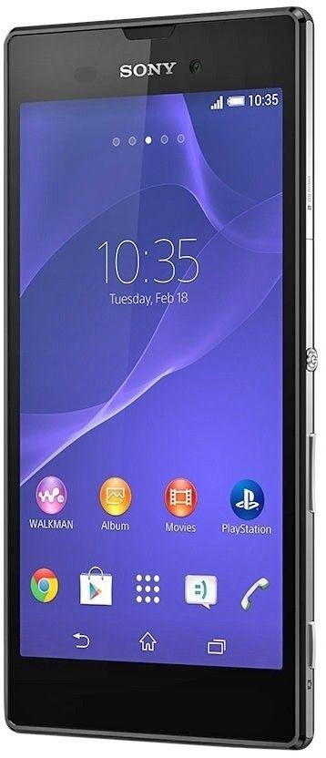 Мобильный телефон Sony Xperia T3 D5102 Black - 2