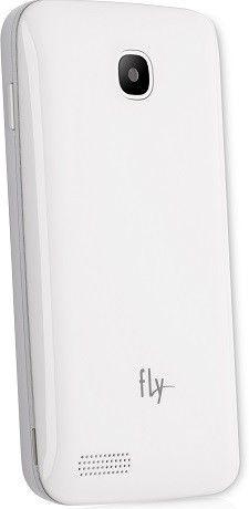 Мобильный телефон Fly IQ434 Era Nano 5 White - 1