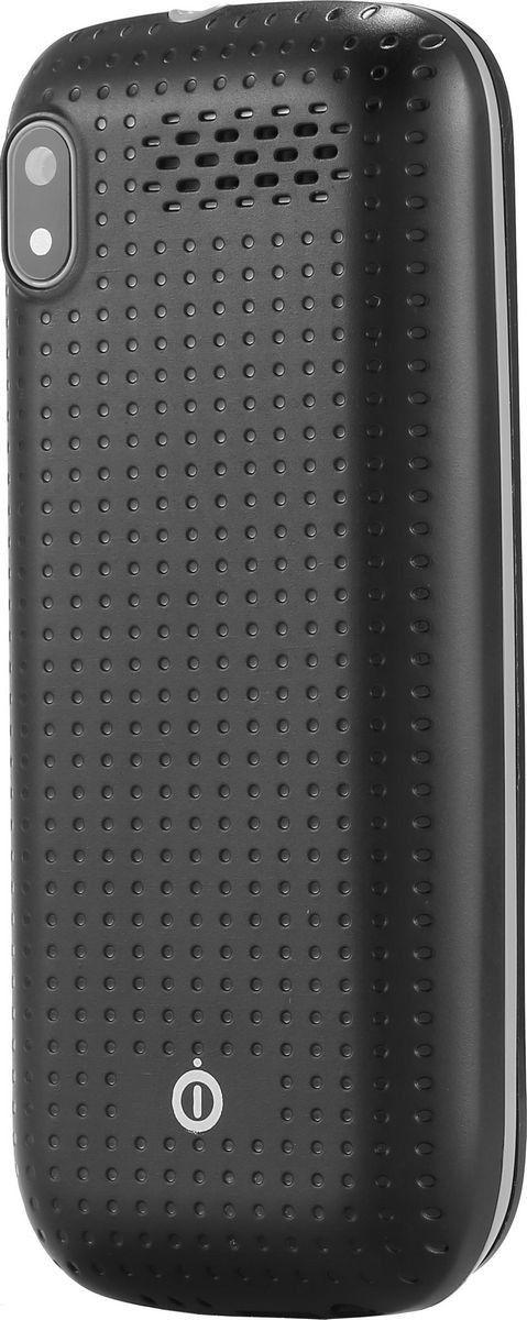 Мобильный телефон Nomi i181 Black-Gray - 1