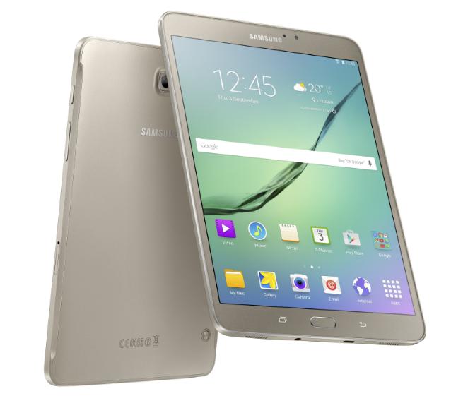 "Планшет Samsung Galaxy Tab S2 9.7"" 32GB Champagne Beige (SM-T810NZDESEK) - 2"