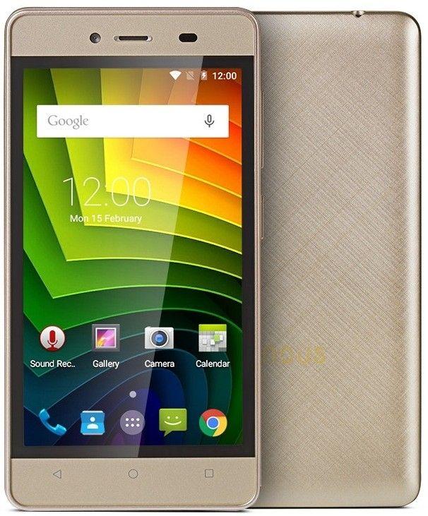 Мобильный телефон Nous NS 3 Gold - 2