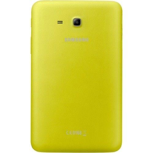 Планшет Samsung Galaxy Tab 3 Lite 7.0 8GB Lemon Yellow (SM-T110NLYASEK) - 1