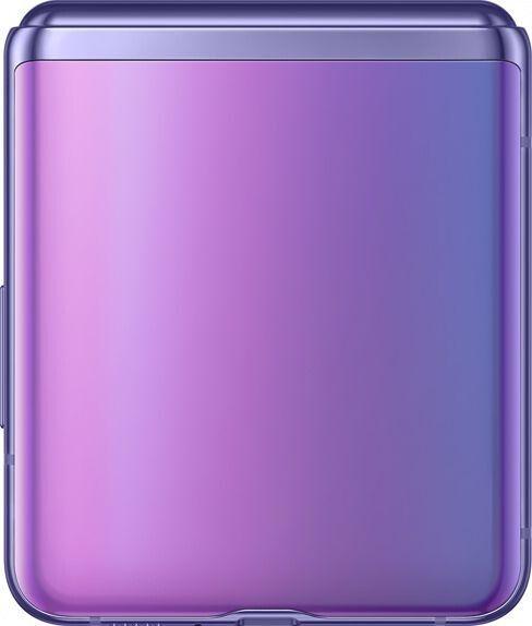 Смартфон Samsung Galaxy Z Flip 8/256Gb (SM-F700FZPDSEK) Purple от Територія твоєї техніки - 4