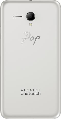 Мобильный телефон Alcatel One Touch POP 3 5025D Dual SIM Silver - 1