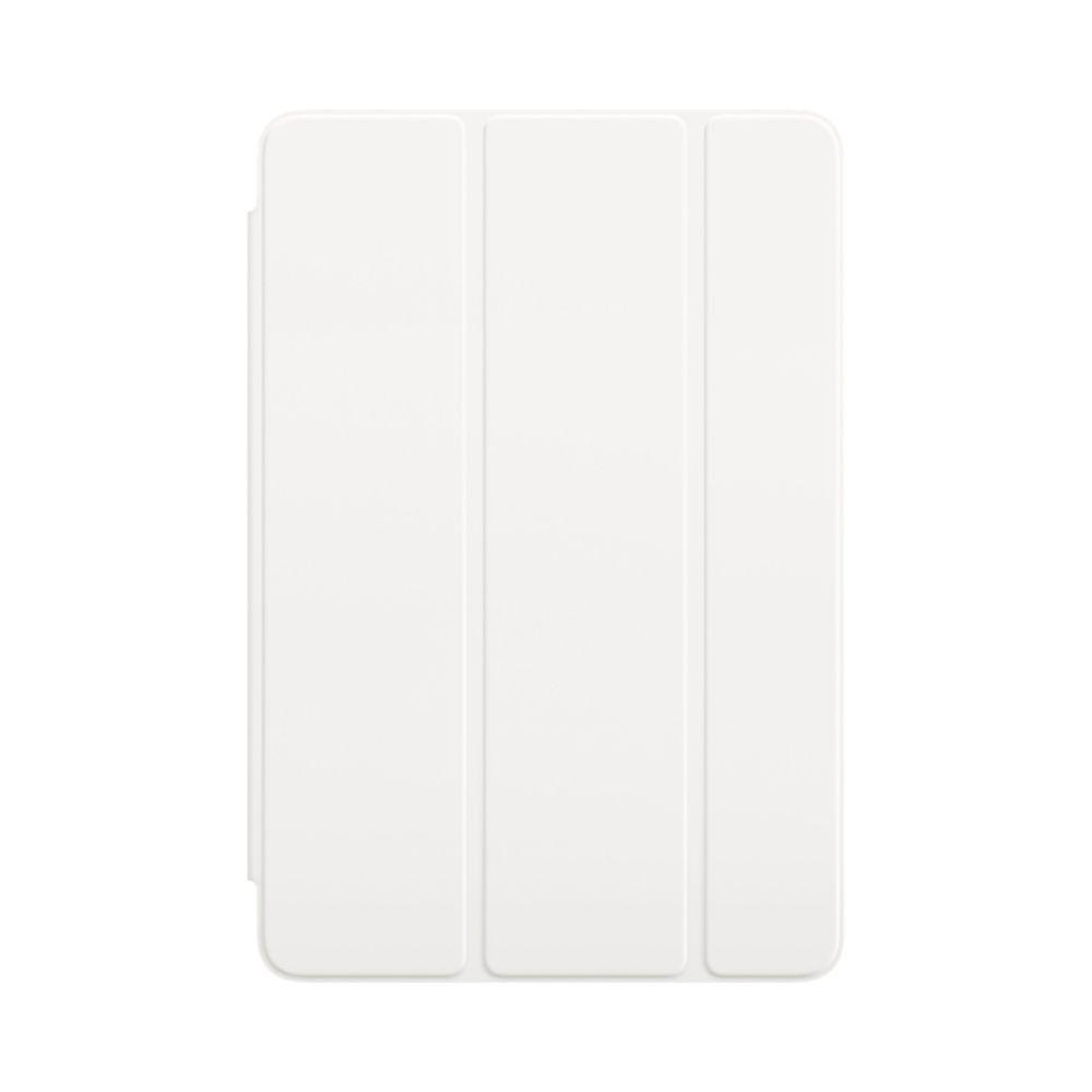 Чехол-книжка Apple Smart Cover для iPad mini 4 (MKLW2ZM/A) White - 1