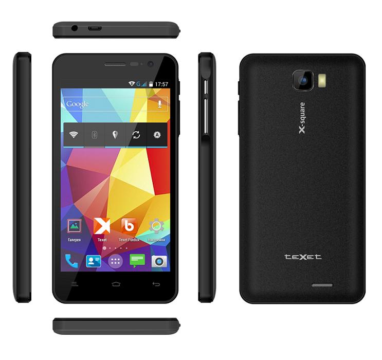 Мобильный телефон Texet TM-4972 X-square - 2