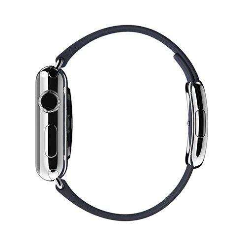 Ремешок Modern для Apple Watch 38мм (MJ5A2/MJ5C2) Midnight Blue - 4