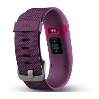 Фитнес-трекер Fitbit Charge HR Small Plum (FBHRPLS) - 1