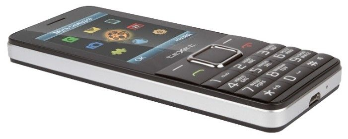 Мобильный телефон teXet TM-D225 Black - 3