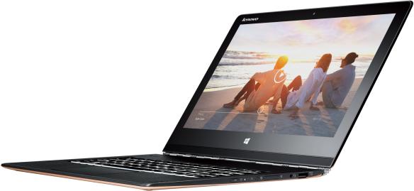 Ноутбук Lenovo Yoga 3 Pro 13 (80HE00J9UA) Gold - 2