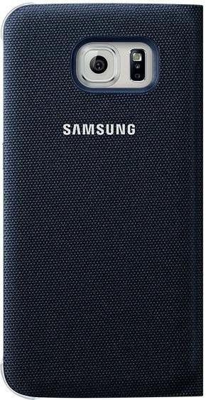 Чехол Samsung Zero для Samsung Galaxy S6 BlueBlack (EF-WG920BBEGRU) - 1