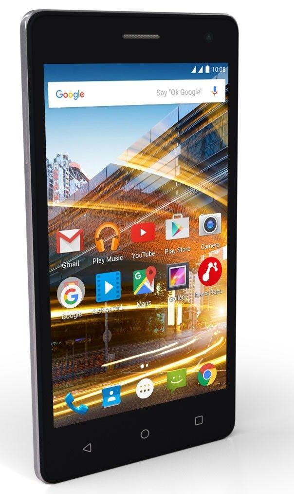 Мобильный телефон Archos 50D Neon Black - 1