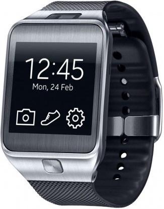 Смарт часы Samsung Gear2 SM-R3800 titan silver - 1