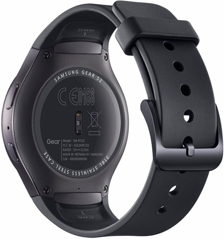 Смарт часы Samsung Galaxy Gear S2 (SM-R7200ZKABTU) Black - 2