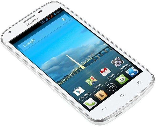 Мобильный телефон Huawei Ascend Y600-U20 DualSim White (51058224) - 3