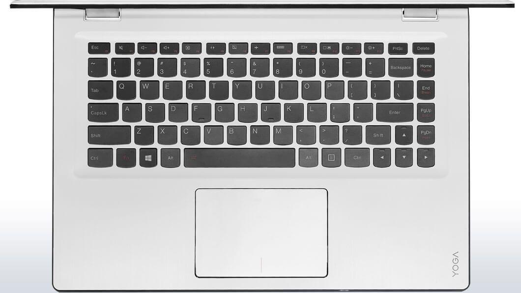 Ноутбук Lenovo Yoga 3 14 (80JH003MUA) White - 2